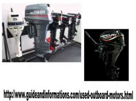 used outboard motors for sale florida used outboard motors for sale in florida youtube