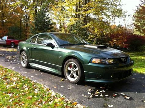auto air conditioning service 2001 ford mustang lane departure warning sell used 2001 ford mustang gt bullitt edition in chagrin falls ohio united states
