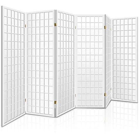 decorative panel room divider 6 panel decorative screen room divider in white buy room