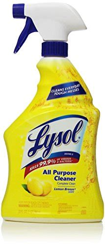 professional lysol antibacterial kitchen cleaner spray oz homestuffonly