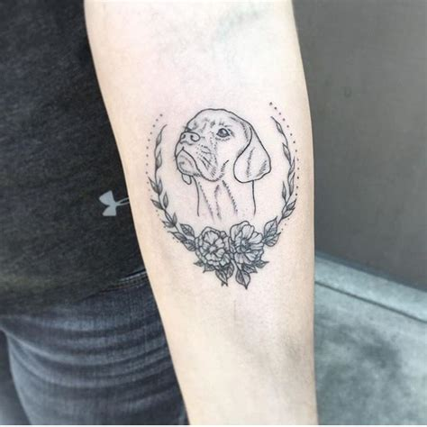 dog memorial tattoo designs 25 best ideas about pet memorial tattoos on