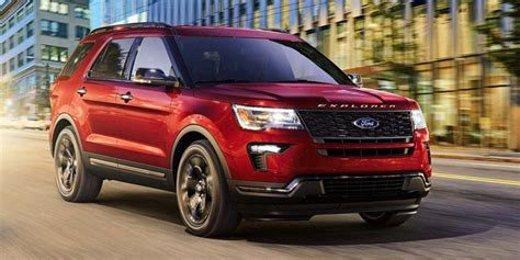 Dean Sellers Ford by 2019 Ford Explorer Ford Explorer In Troy Mi Dean