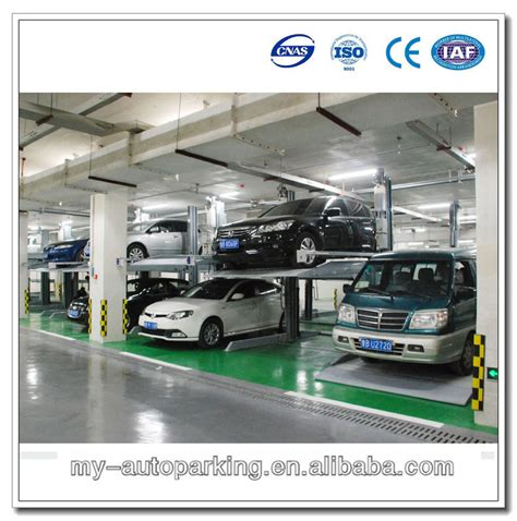 Garage Space Savers by Car Parking Protect Car Lift For Basement Car Stack Garage