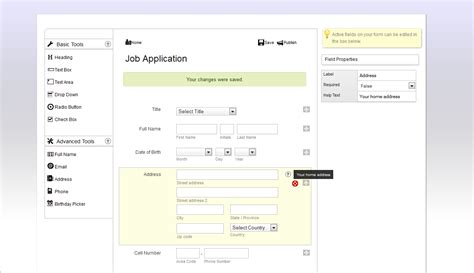 Forms Drag Drop Form Builder V3 4 0 Drag Drop Custom Multistep Form Builder By Zeeside