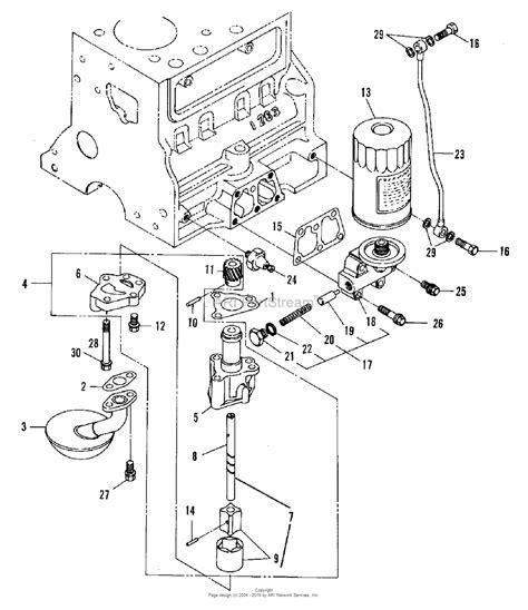 allis chalmers parts diagram simplicity 2097313 5020 compact diesel tractor parts