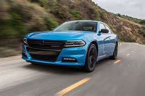 2016 dodge charger sxt blacktop test a more edgy