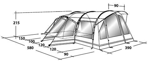 outwell montana 6 teppich outwell montana 6 tent