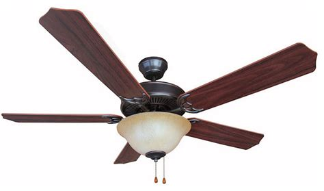 corner ceiling fans rubbed bronze 52 quot ceiling fan with light kit