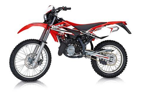 Enduro Motorrad 50ccm by Beta Motorcycles Rr Enduro 50