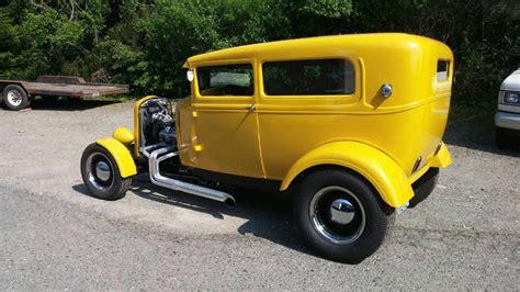 Vintage 1930 Model A Ford 1930 ford model a rod rods custom vintage wallpaper