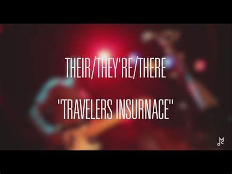 travelers insurance growing up youtube chalk tv their they re there quot travelers insurance