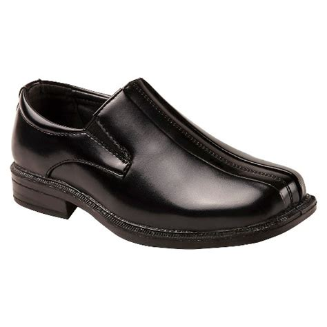 toddler loafers shoes boys toddler boys deer stags wings slip on loafers black 12