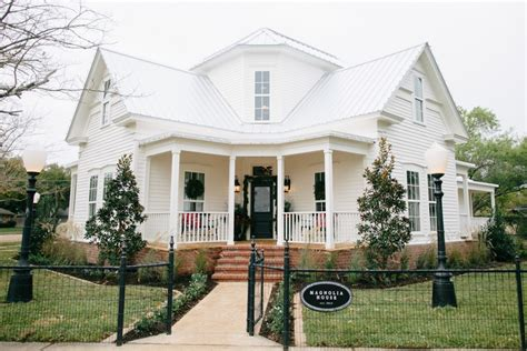 joanna gaines house magnolia house the new b b by fixer upper