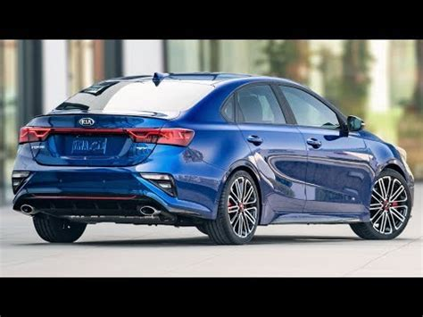 Kia Forte 5 Gt 2020 by 2020 Kia Forte Gt Engaging And To Drive