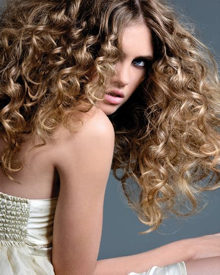 long wavy perm hairstyles long curly hair perm hairstyle