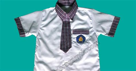 desain baju seragam paud seragam tk paud dan tpa toko baju seragam tk paud