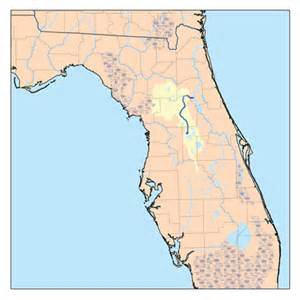 florida river map ocklawaha river wow