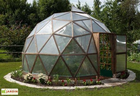 serre en dome serre g 233 od 233 sique en polycarbonate vivero 216 4 5m habitat