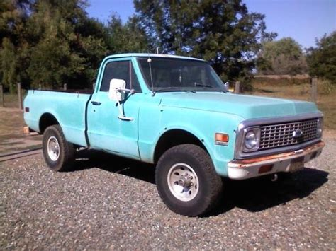 Craigslist Chico Garage Sales 71 chevy 4x4 4x4 madness