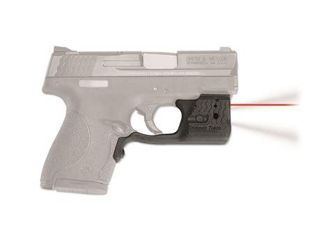 m p shield tactical light crimson trace laserguard pro red laser sight tactical