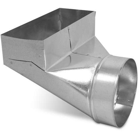 boat hvac fan imperial 12 in x 4 in x 6 in galvanized steel 90 degree