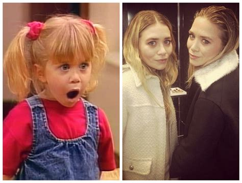 when did full house start will we see mary kate and ashley olsen on full house