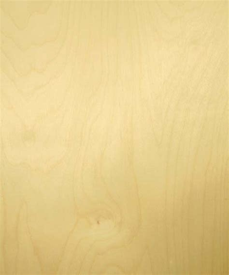 white birch veneer real wood mil paper