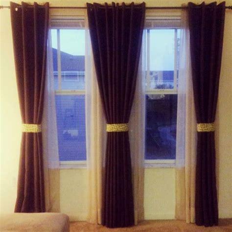 pinterest curtain ideas curtain ideas living room pinterest