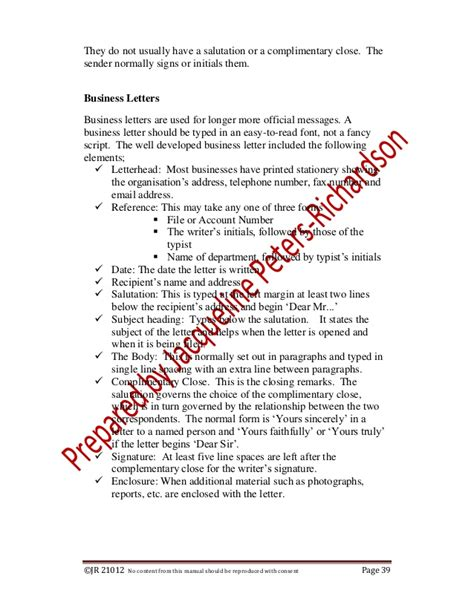Business Letter Salutation To A Committee business letter salutation to a committee 28 images