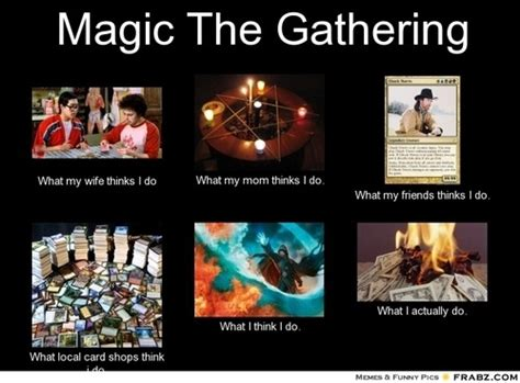 Magic The Gathering Memes - magic memes