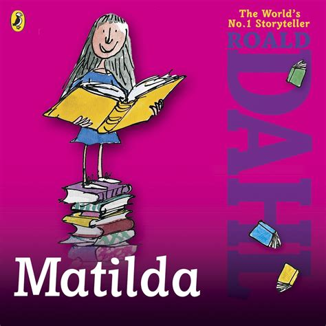 pictures of matilda the book matilda penguin books australia