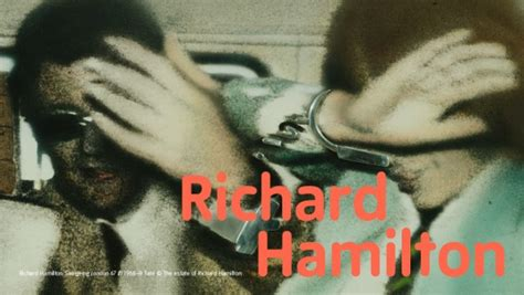 richard hamilton swingeing london richard hamilton exhibition at tate modern tate