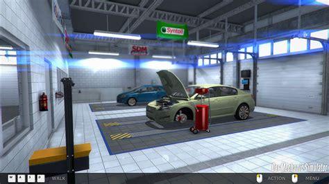 werkstatt 3d planen kfz werkstatt simulator 2014 de