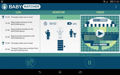 wireless network watcher apk babywatcher android apps on play