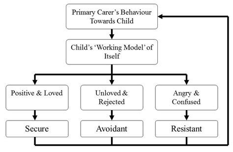 attachment theory in building connections between children and infants and toddlers building 1 person