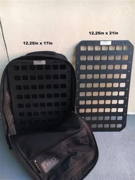 rigid insert panel molle rip m for strategic rigid insert panel molle rip m 12 25in x 21in