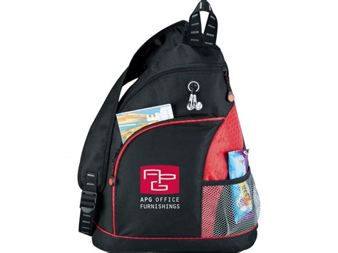 Sling The A X S 2960 98 sling backpack leed s promotional products