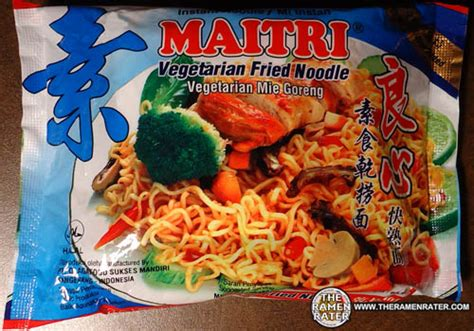 Mie Maitri Vegetarian 1114 maitri vegetarian fried noodle mie goreng the ramen rater