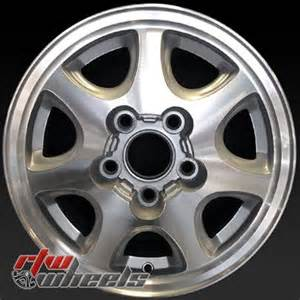 Toyota Wheels 15 Quot Toyota Camry Wheels For Sale 1994 1996 Machined Rims 69326