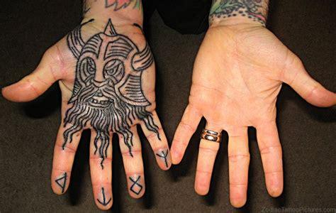 viking tattoo on hand 52 stylish zodiac viking tattoos
