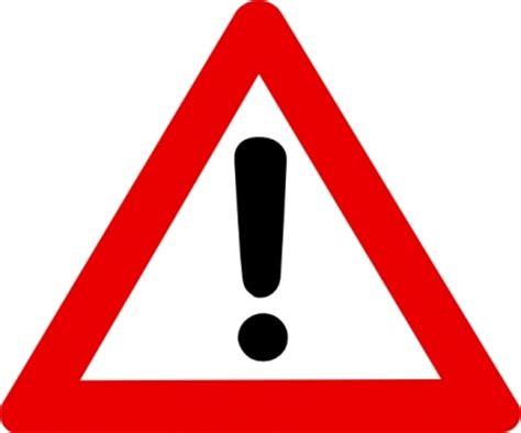 warning sign warning sign clip art vector free vectors vector me