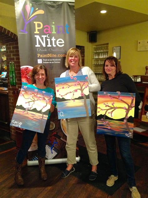 paint nite fails lessons learned at paint nite wholistic retreats