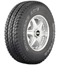 Goodyear Truck Tires Reviews Goodyear Wrangler At S Tire Lt275 65r18 113s Lr C Owl