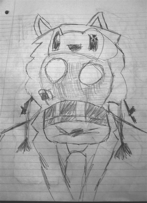sketchbook learn to draw learning to draw in gas mask sketch by thespud on