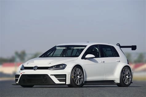 golf volkswagen new vw golf tcr for the track makes r400 concept look