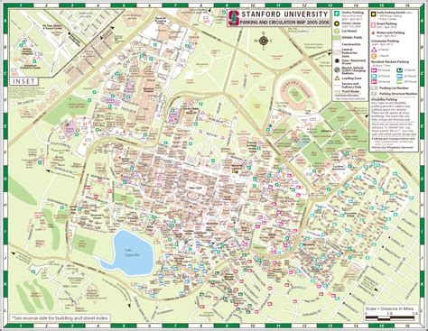 map of stanford california stanford map stanford palo alto ca