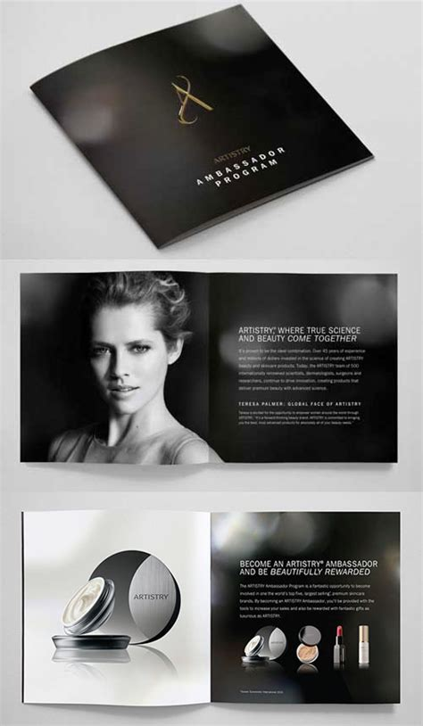 bi fold brochure design templates inspiration  graphic designers