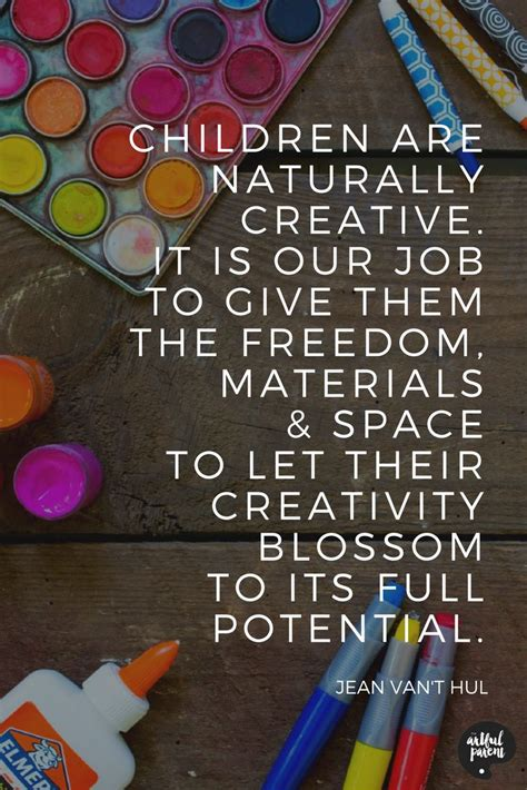 quotes  life  true click       foster childrens creativity
