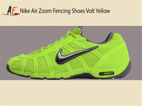 fencing shoes nike air zoom fencing shoes volt sequoia absolute