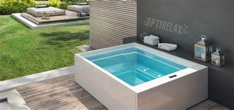 vasca idromassaggio per esterni vasche idromassaggio da esterno